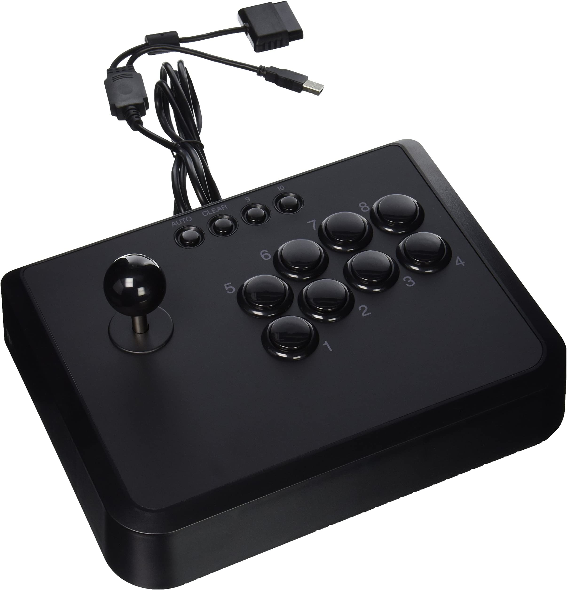 Joystick Arcade Fighting Stick Mayflash Para Ps2 Ps3 Pc Usb Universal