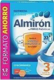 Almirón 3 Leche de crecimiento en polvo desde los 12 meses - 1,2 kg