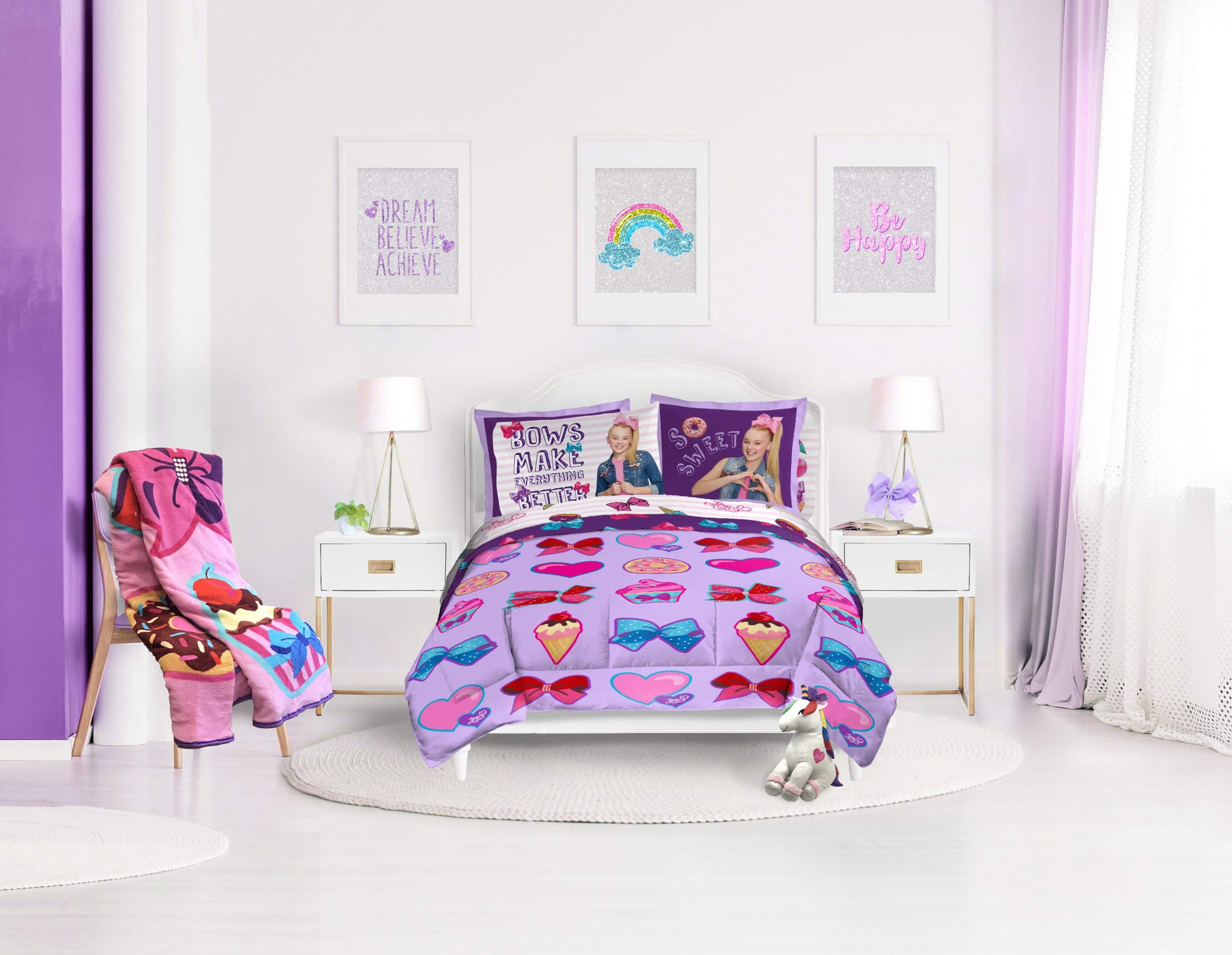 JoJo Siwa Dance Moms LARGE Plush Pillow Buddy Rainbow Unicorn Plush Nickelodeon