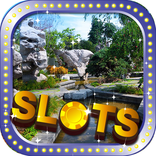 Garden Customise Free Online Games Casino Slots - Download This Casino App And You Can Play Offline Whenever You Want, No Internet Needed, No Wifi (Off Click Switch)