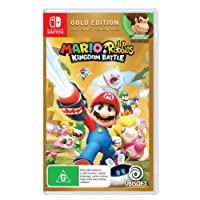 Mario + Rabbids Kingdom Battle Gold (Nintendo Switch)