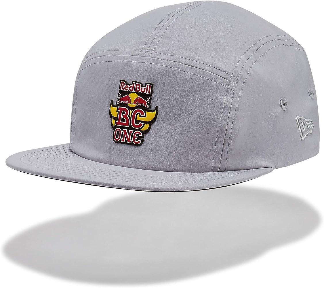 Red Bull BC One New Era Camper Gorra, Gris Unisexo Talla única Cap ...