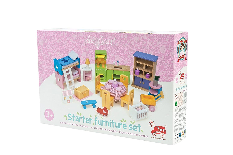 Papo Einrichtungs-Starterset verschiedene Puppenhausmöbel Sonstige