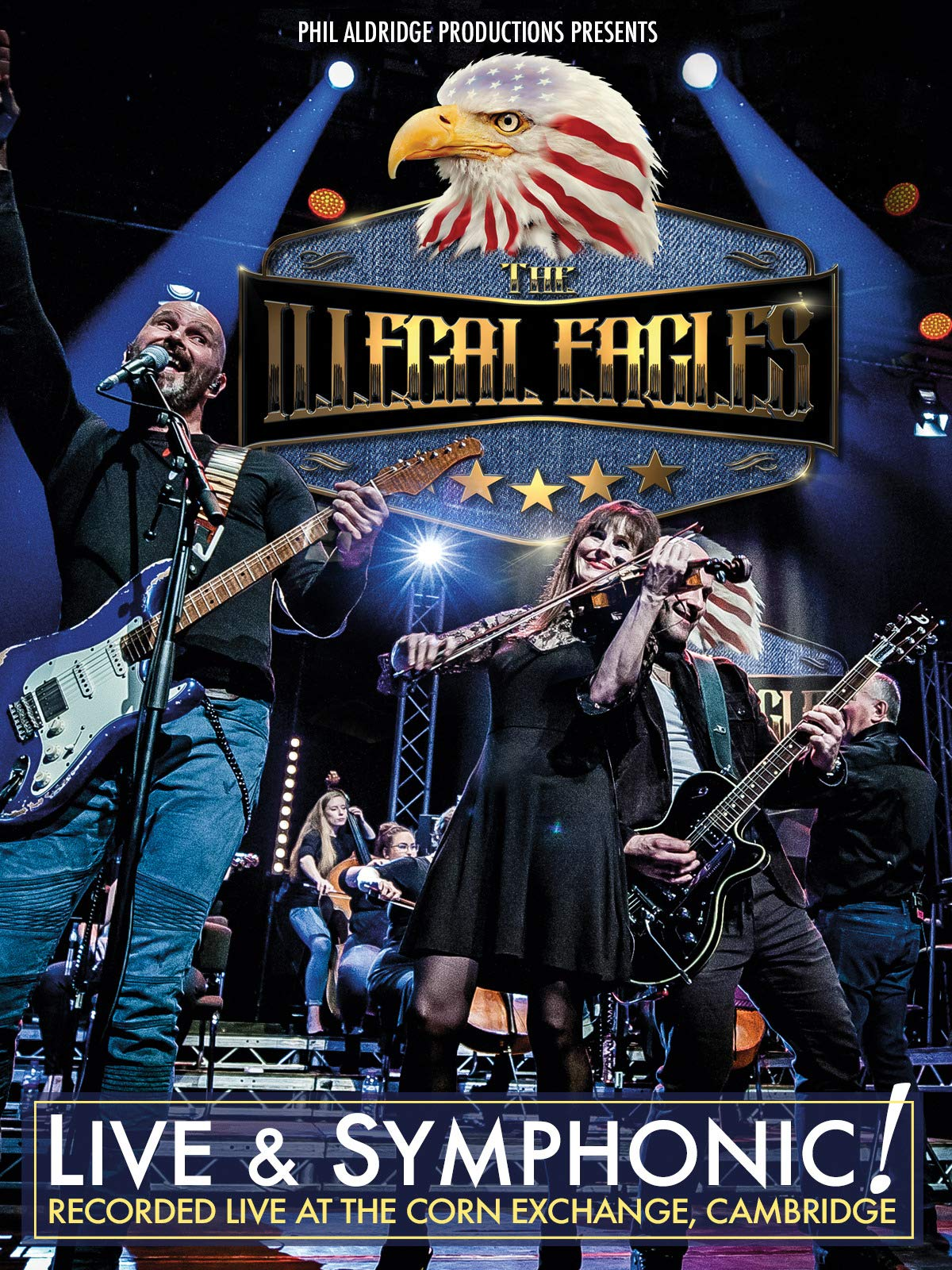 The Illegal Eagles - Live & Symphonic on Amazon Prime Video UK