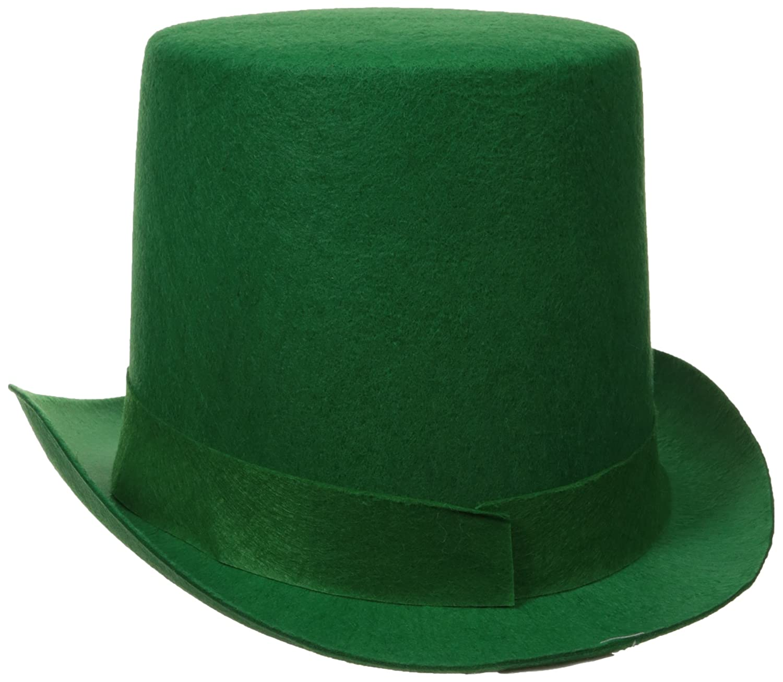 Amazon.com  Forum Novelties St. Patrick s Day Costume Top Hat c7b4b44d748