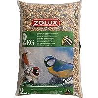 ZOLUX Granos para las aves de jardín Kg.