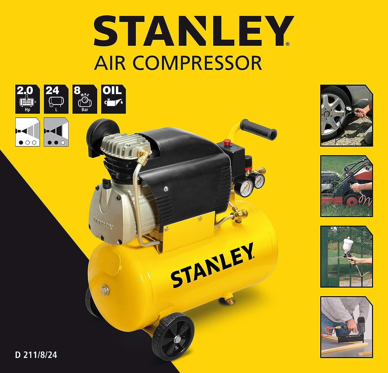 Stanley Fccc404stn005 D211 8 24 230 V Giallo 24 Kg Küche Haushalt