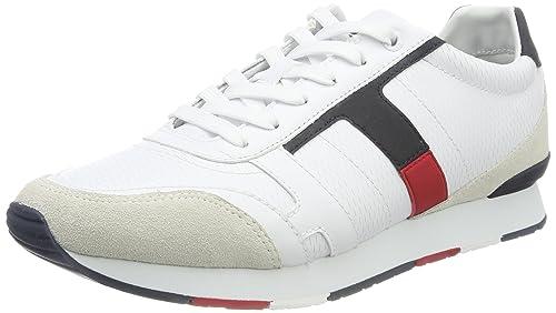Tommy Hilfiger L2285eeds 2c1, Zapatillas para Hombre: Amazon.es: Zapatos y complementos