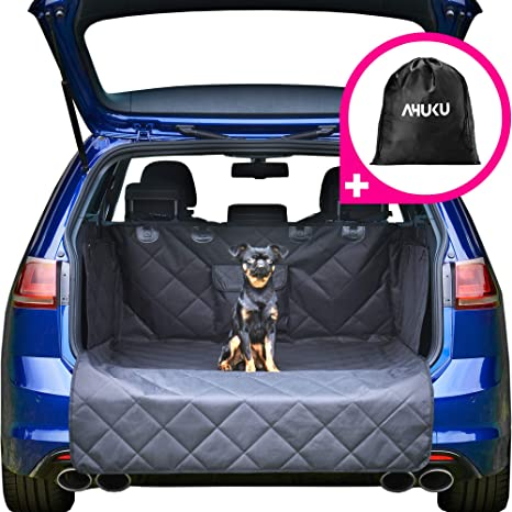 VW VOLKSWAGEN TOUREG 10-ON HEAVY DUTY HEADREST MESH DOG GUARD