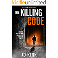 The Killing Code: A Scottish Crime Thriller (DCI Logan Crime Thrillers Book 3)