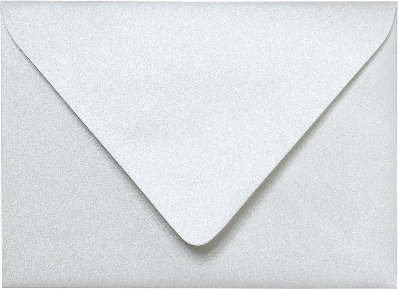 Various Quantities A-7 80# Pearl Metallic Announcement Envelopes 5 ½ x 7 ½