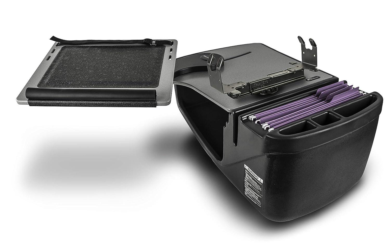 AutoExec AUE10070 Reach Front Seat Car Desk Black with