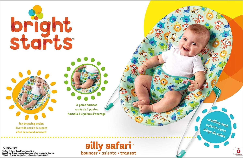 Bright Starts 10175 Transat Multicolore