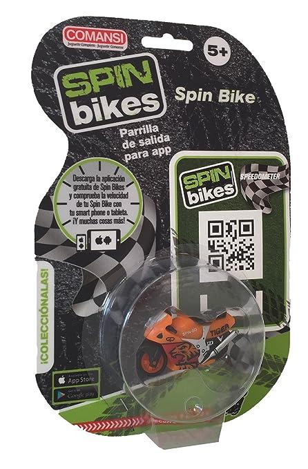 Comansi- Blíster Spin Bikes (SP60601)