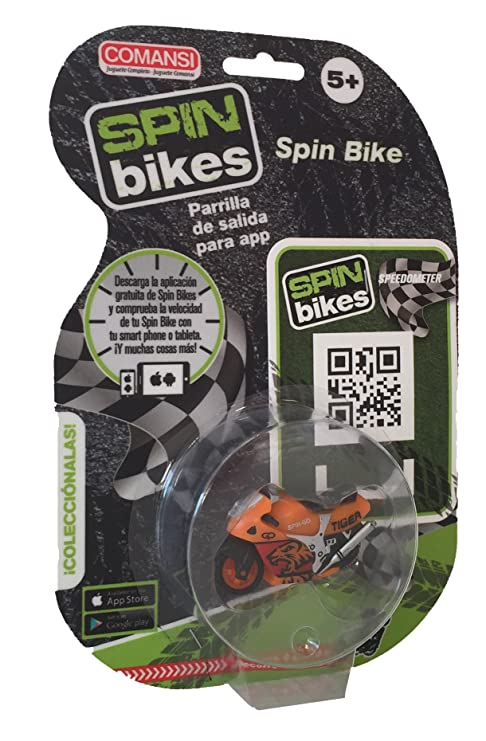 Amazon.com: Comansi – Blister Pack Spin Bikes (sp60601 ...