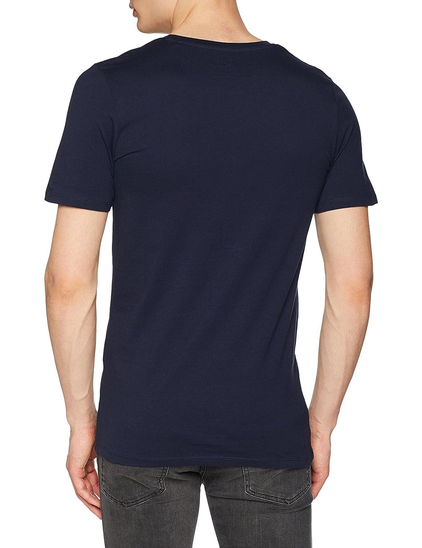 Jack /& Jones Mens Jjecorp Logo Tee Ss Crew Neck Noos T-Shirt