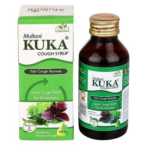 Multani Kuka Cough Syrup - 100 ml