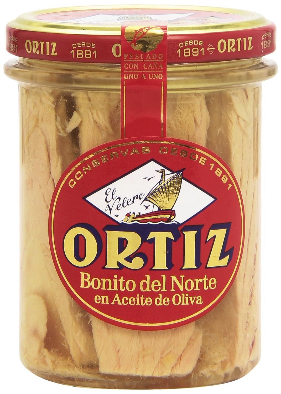 Ortiz El Velero Bonito del Norte en Aceite de Oliva - 150 g: Amazon.es: Amazon Pantry