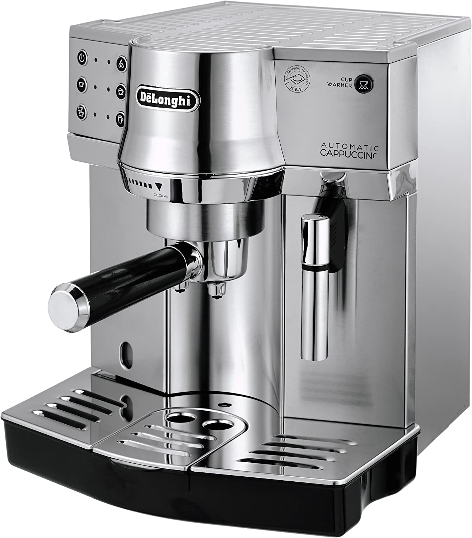 DeLonghi EC 860.M - Máquina espresso, independiente, 1450 W, 1 L ...