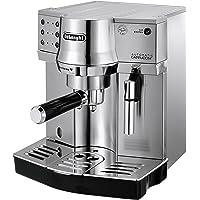 DeLonghi EC 860.M Espresso-Siebträgermaschine (1450 W) silber