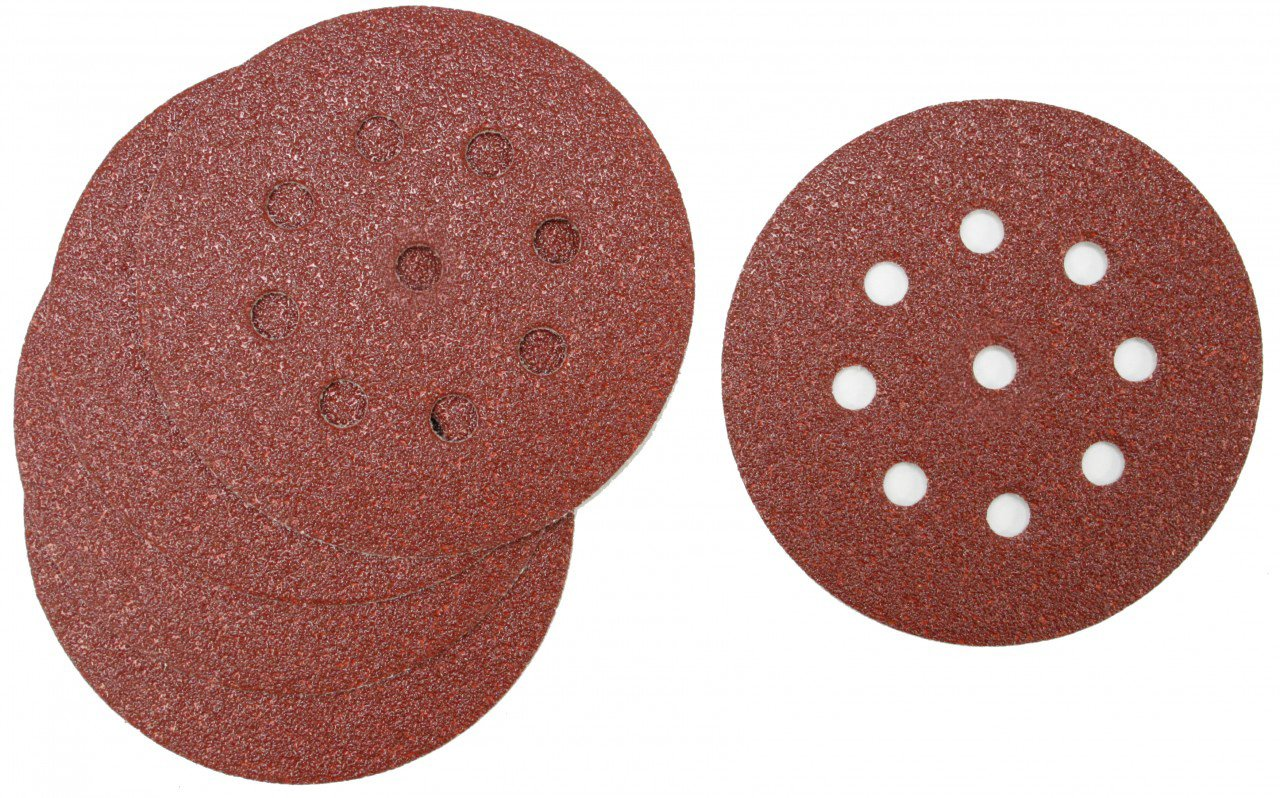 100 per Box Sungold Abrasives 49505 6-Inch by 9-hole for Festool 60 Grit C-Weight Paper Premium Plus Hook and Loop Discs