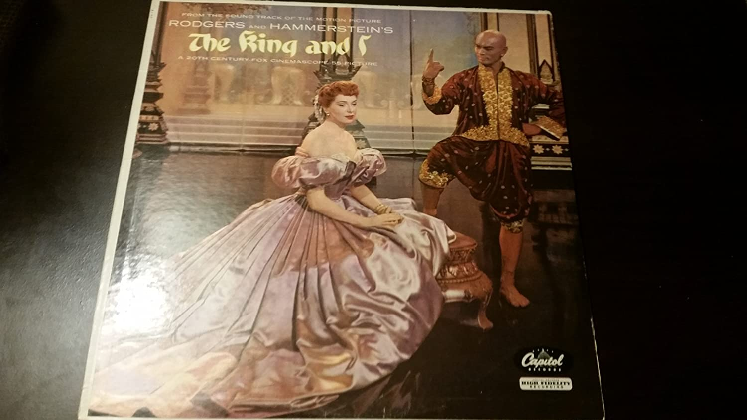The King and I ~ Soundtrack Album Many popular NEW brands Movie
