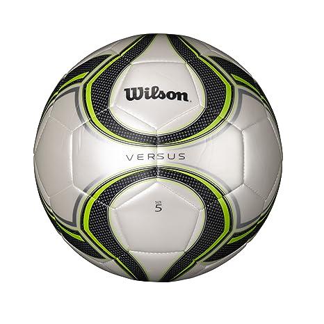 WILSON Versus balón de fútbol: Amazon.es: Deportes y aire libre