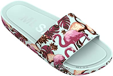Shoes & Handbags ILHABELA HOLDINGS INC Melissa Womens Beach Slide Platform Sandal