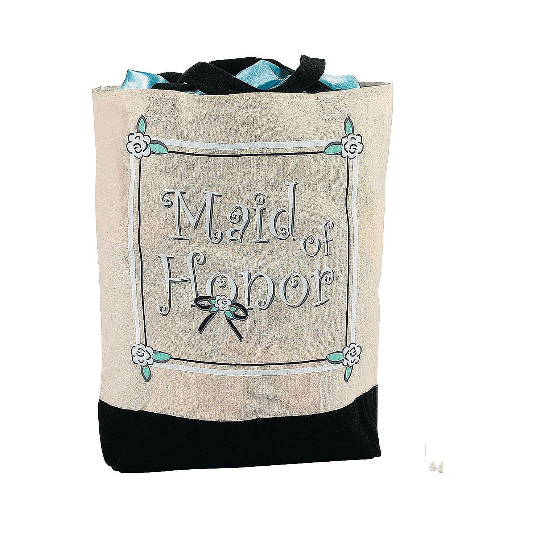 Maid of Honor  Tote Bag 2パック B016B10TJI
