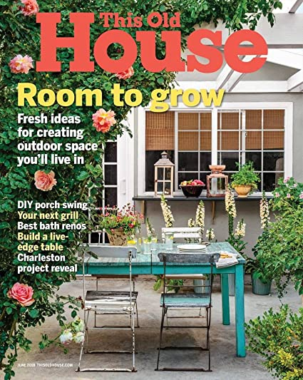 This Old House: Amazon.com: Magazines