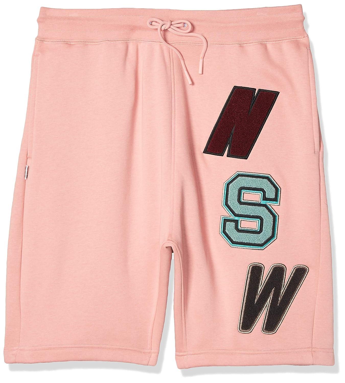 nike shorts men pink