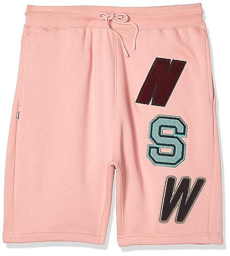 pantaloni nike rosa uomo
