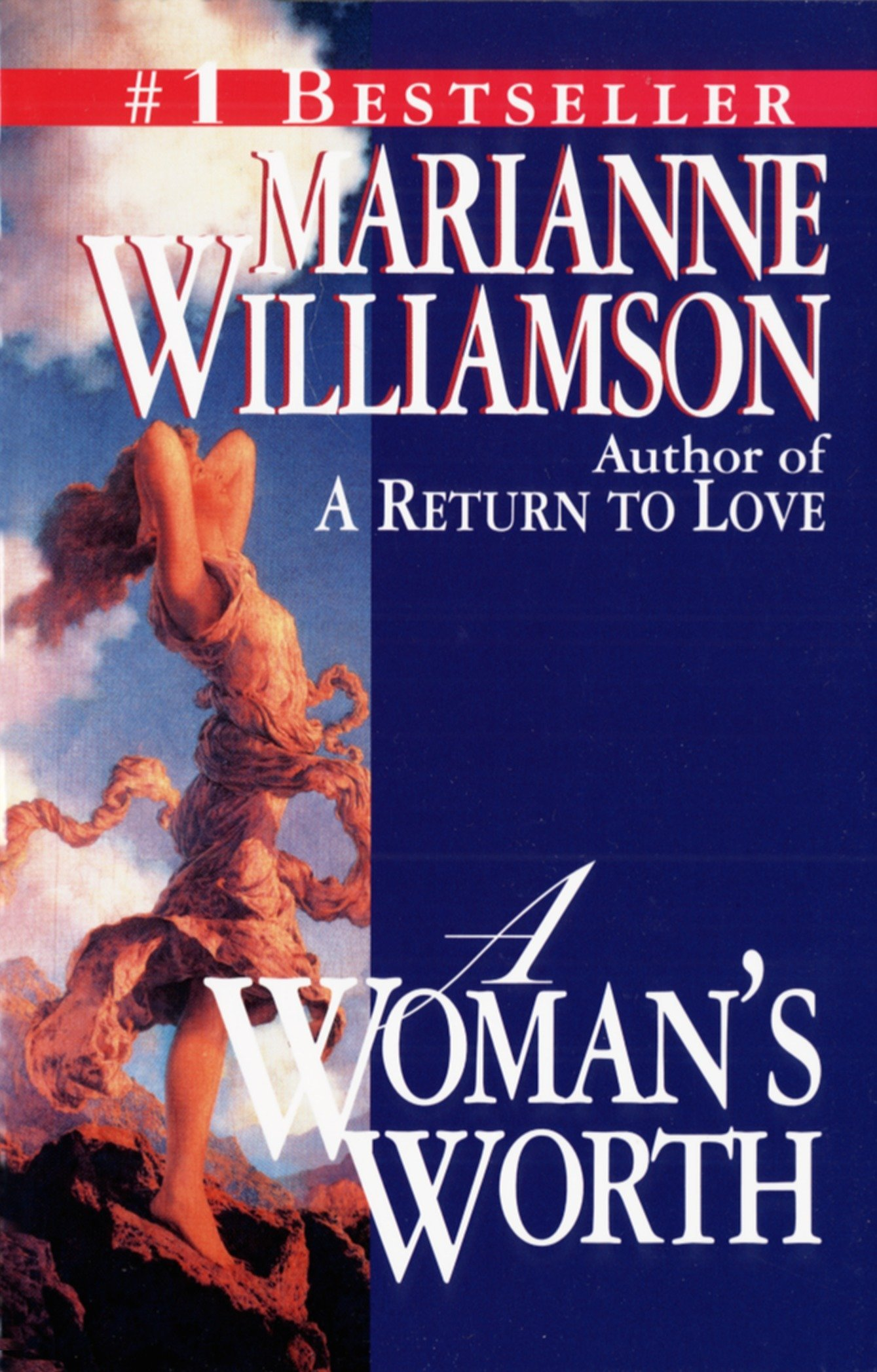 A Womans Worth Paperback Mar 8 1994 By Marianne Williamson