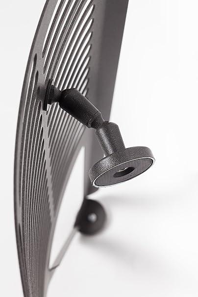 Protector para el cristal de las estufas de pellet o leña DUSS BIO XL: Amazon.es: Hogar