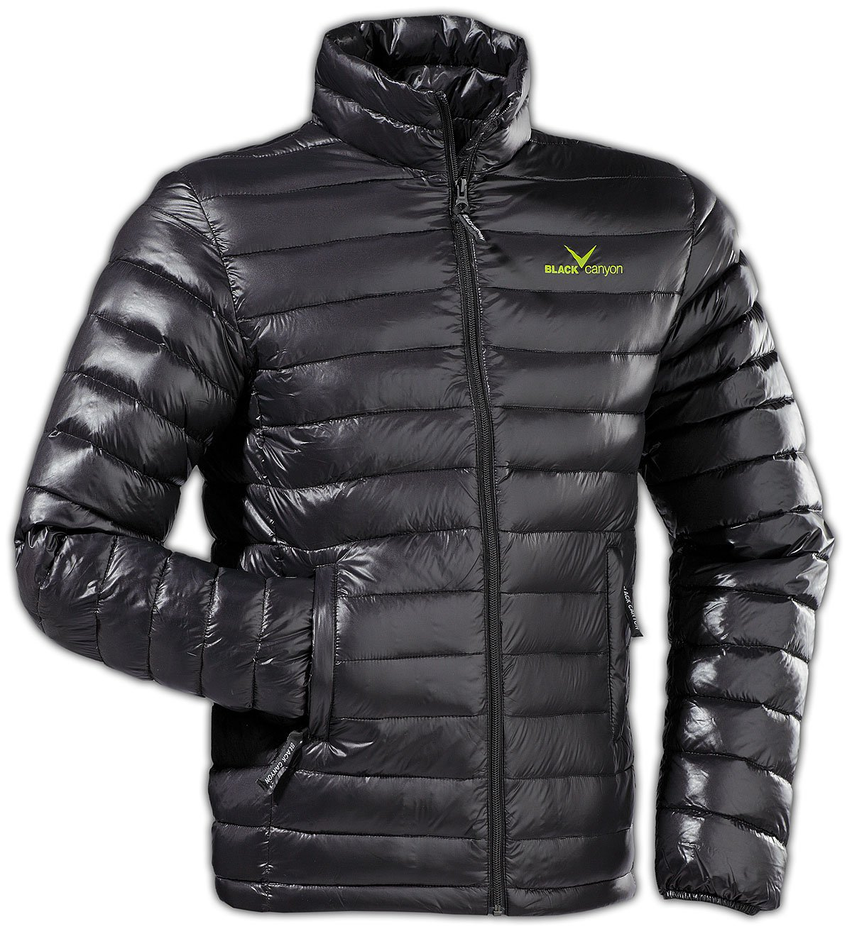 Black Canyon Herren Daunenjacke Down Jacket Winterjacke