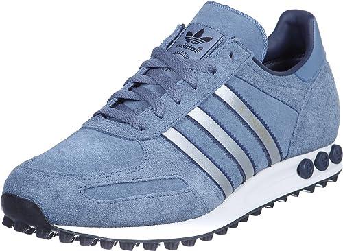 scarpe adidas uomo trainer pelle