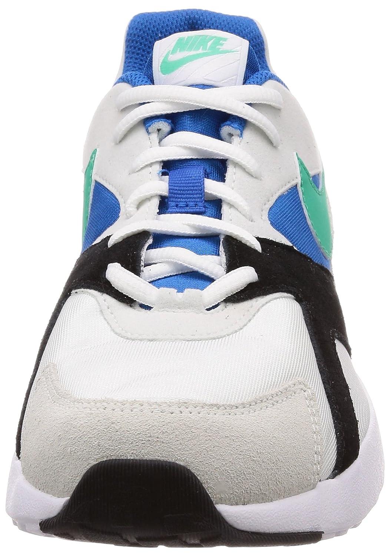 huge selection of 9d30b 5e1bb Nike Men s Pantheos Gymnastics Shoes, (White Kinetic Green Blue Nebula Black  101), 6 6.5 UK  Amazon.co.uk  Shoes   Bags