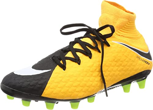 Lo siento ir a buscar Pebish  Nike Men's Hypervenom Phatal III Dynamic Fit AG-Pro Football Boots, Orange  Laser Orange White Black Volt White, 6 UK: Amazon.co.uk: Shoes & Bags