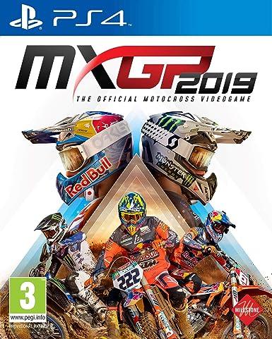 MXGP 2019: The Official Motocross Videogame: Amazon.es: Videojuegos