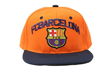 01d3f4b0225 Image Unavailable. Image not available for. Color  FC Barcelona Official  Snapback - Rhinox