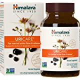 Himalaya UriCare for Kidney and Bladder Performance, 120 Capsules,840 mg, 1 Month Supply