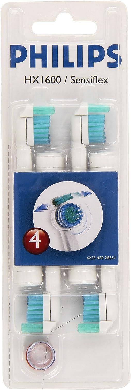 Philips HX2014/30 Sonicare Sensiflex - Cabezales para cepillo de ...