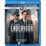 Masterpiece Mystery!: Endeavour Season 4 (UK- Length Edition) Blu-ray