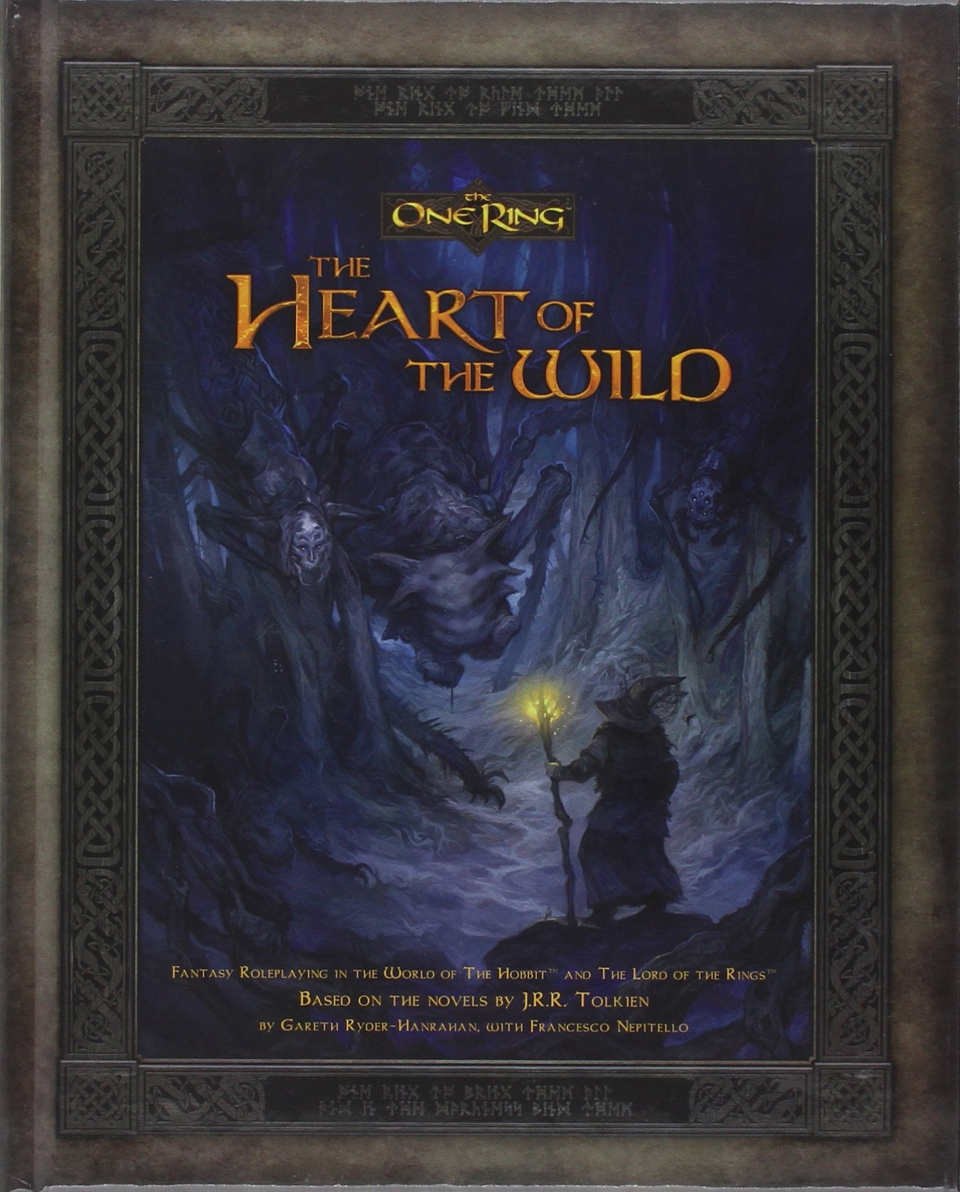 Heart Wild Ring Roleplaying Game product image