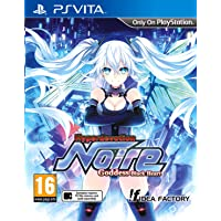 Hyperdevotion Noire: Goddess Black Heart (PlayStation Vita)