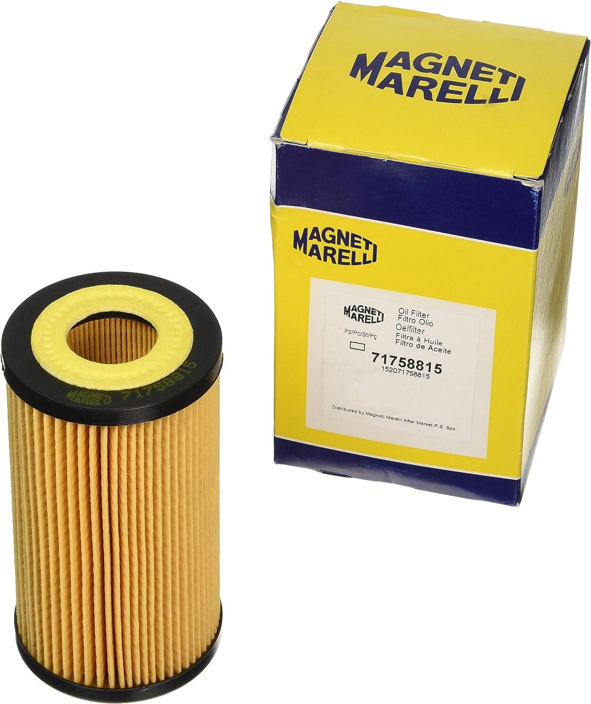Magneti Marelli 152071758815 Ölfilter Auto