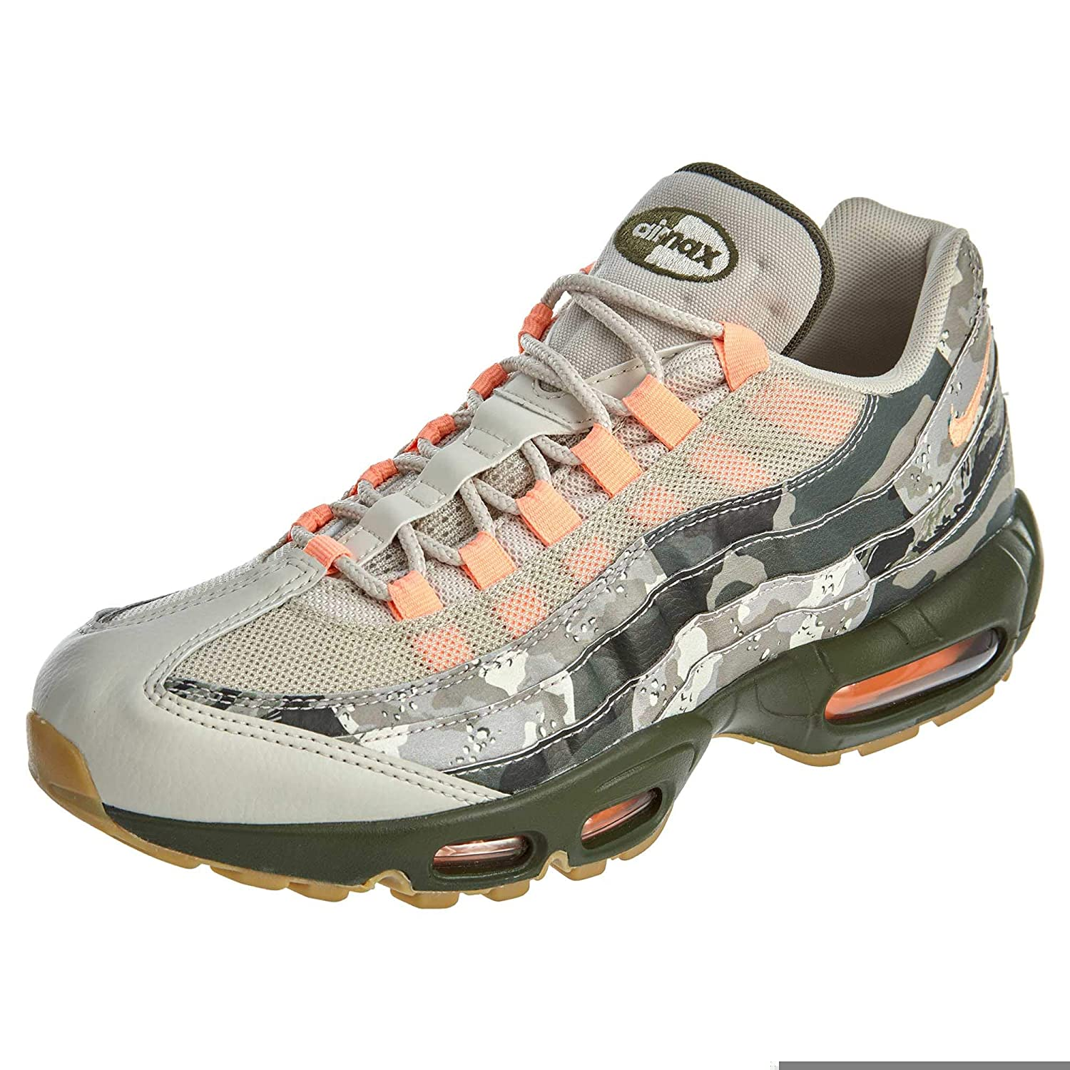on sale d59d5 733a2 Amazon.com | Nike Air Max 95 Essential Mens | Shoes