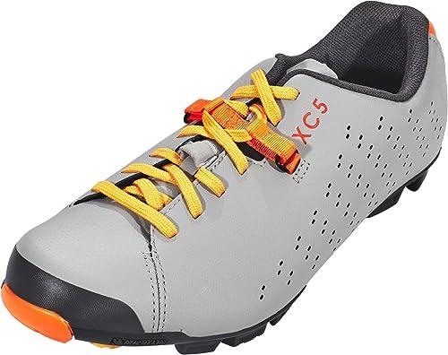 SHIMANO - Zapatillas de Ciclismo para Mujer Gris 47 EU: Amazon.es: Zapatos y complementos