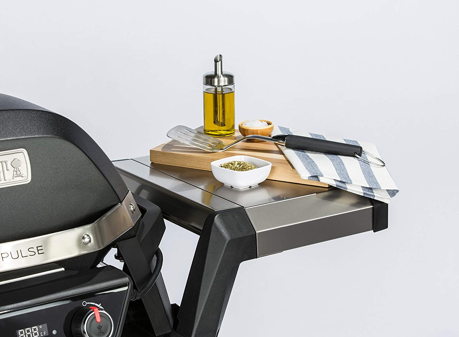 Weber 6539 Trolley Barbecue/Grill – Accessory Accessories for  Barbecue/Grill: Amazon.co.uk: Kitchen & Home