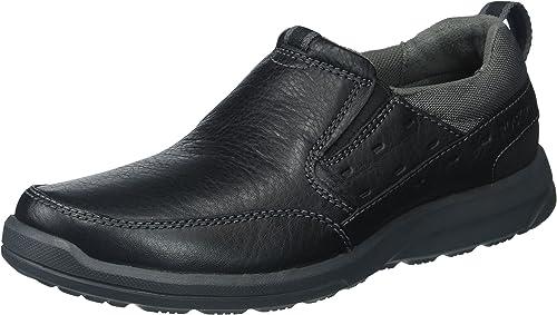 Rockport Mens Rydley Slip On Slip-On Loafer